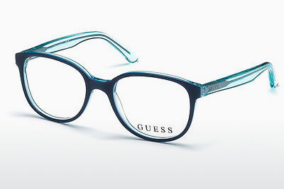 Eyewear Guess GU2586 084 - Blue, Azure, Shiny