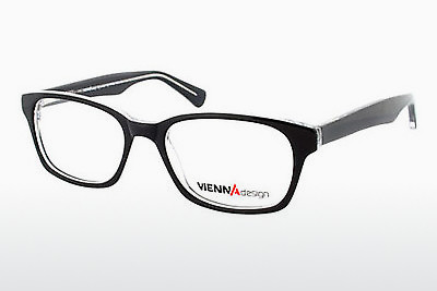 Eyewear Vienna Design UN344 03 - Black