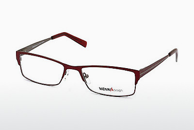Eyewear Vienna Design UN363 02 - Red