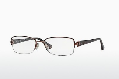 Eyewear Vogue WINTERY FLOWER (VO3875B 811) - Brown