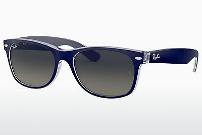 Ophthalmic Glasses Ray-Ban NEW WAYFARER (RB2132 605371) - Blue, Transparent