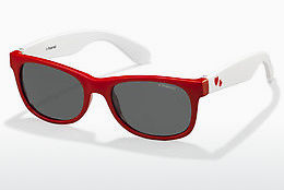 Ophthalmic Glasses Polaroid Kids P0300 0FT/Y2 - Red